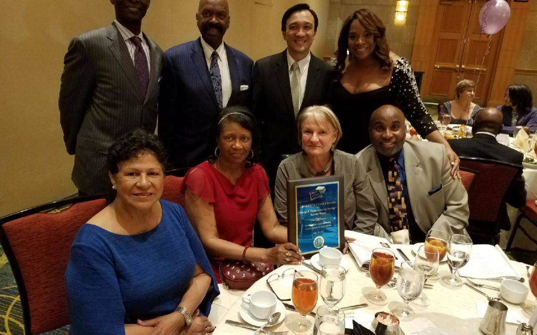 We are honored to have received the NAACP 2017 Community Service Award