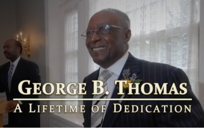 The Life of Dr. George B. Thomas, Sr. – Watch the video