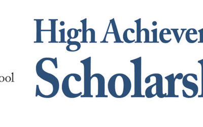 High Achievement Scholarship 2019
